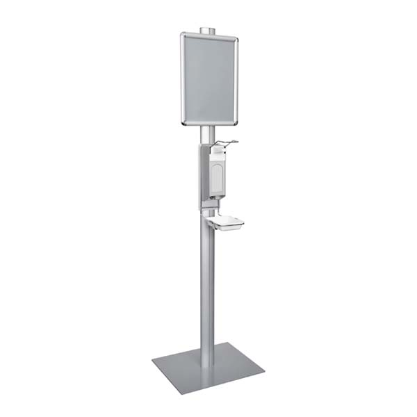 TEMDEX MOBILE DISINFECTANTS STAND 1X1